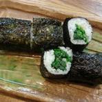 韓国風寿司 ほうれんそう巻き