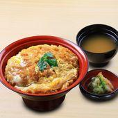 誰からも好かれる、うまさ満載の和食定番メニュー、丼