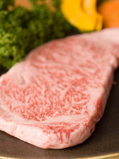 黒毛和牛厚切サーロインステーキ