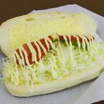 野菜の美味しさが凝縮された「オリジナル野菜サンド」