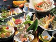 宴会幹事さまにはお勧めのコースです。Aコース5000円 Bコース5500円 Cコース6000円