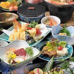 江南市大口扶桑で日本料理は『天錦』個室宴会場 送迎バスあり
