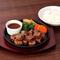 ◆肉のさまざまな部位が楽しめる カットステーキ◆