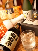 韓国酒から本格焼酎まで充実の品揃え