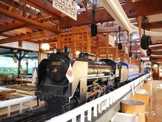 レストラン 蒸氣汽関車の料理・店内の画像1