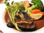 ステーキ&フランス料理 レストラン 遇亭