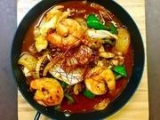海鮮焼 韓国料理 海旨