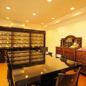 当店2階の貴賓室、完全個室ご予約制です。