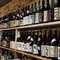 常時100種類ある焼酎の品揃え、充実の地酒が好評!!