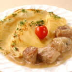 豚肉のサワークリーム煮 「マチャンカ」