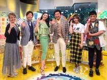 TOKYO MXの番組「日曜はカラフル!!」
