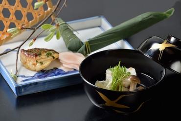 月替り会席料理DX(料理9品)