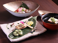 和食セット 〈写真はイメージです〉