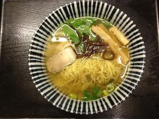 和食料理店がつくる本格ラーメン『気まぐれ昼のまかないめし』