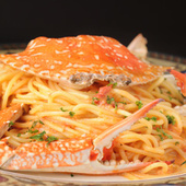 生パスタもおいしい☆3300円お料理コースはボリューム満点です!