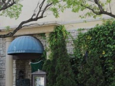 西神中央の街角に佇むイタリアレストラン