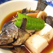 ご家族で、新鮮な魚料理に舌鼓