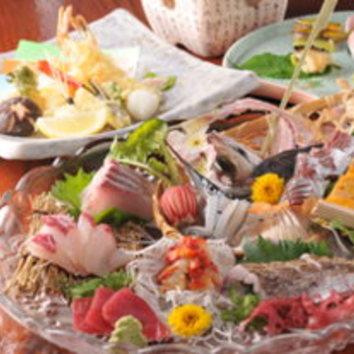 店主おススメ 旬の味わいコース(全10品)【5000円】