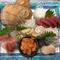 当店自慢の厚岸漁師直送の牡蠣、道東中心の新鮮な魚介の数々!