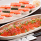 オリジナルの「富士桜鱒」は、ここでしか味わえない絶品料理