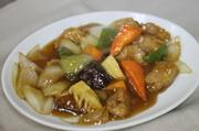 血行を促し体を温める中華料理の代表。何よりご飯に合う!特製ラー油や山椒の効いた一品です。