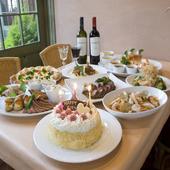 パーティー料理(1500~5000円)まで幅広く承っております。