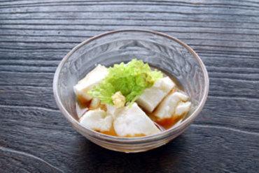 もっちりジーマミ豆腐