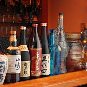飲み放題コース 2000円(税別)