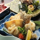 旨い魚料理が食べたい時は【爺‐じじい‐】で!