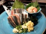 お魚の種類も段々とかわってきています。 サンマ、サバ脂のってきています。