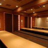 ◆個室◆ 最大42名様迄対応!