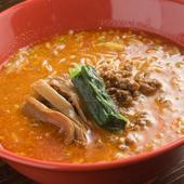赤 坦々麺