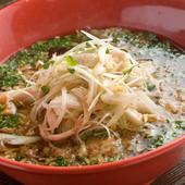 鶏ネギ湯麺