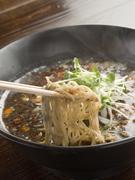 黒 坦々麺