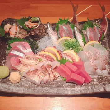 ●鮮魚おまかせコース 3500円→3000円