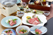 神戸牛の美味しさをとことん味わっていただける 神戸牛料理の決定版。 *詳細はコースページをご覧下さいませ