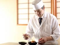 料理を通して、お客様とのコミュニケーションをはかる