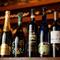 世界各国で飲まれている、様々なワインに出会えます