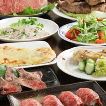 お料理8品+120分飲み放題付  6500円