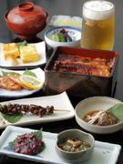 【コース】 生ビール、料理5品付きのコース<巴(4800円)>