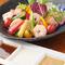 特製ゴロゴロ野菜サラダ~3種のDipでお楽しみ下さい~