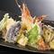 老舗の天ぷら、とんかつを味わいながら春先のご宴会
