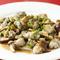 旨みたっぷりの天然牡蠣を使用『牡蠣のキノコソティ』