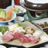 松阪牛石焼ステーキ御膳 ◆Lunch Menu & ◆Dinner Menu ※2日前までの要予約