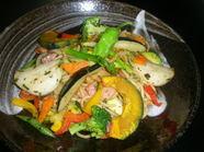彩り野菜の花×華ライス スモール・レギュラー