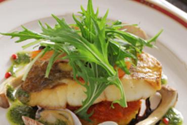 魚料理一例