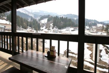 五箇山の温もりと、郷土の味を堪能できるお店。
