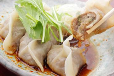 ぷるぷる牛たん水餃子(3ヶ)