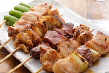 串焼き(1種類 2本より承ります)