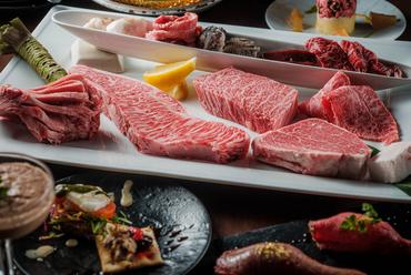 「優秀賞1席」を受賞した松本牧場の松阪牛